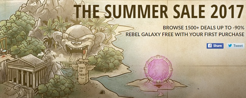 GOG has started their Summer Sale