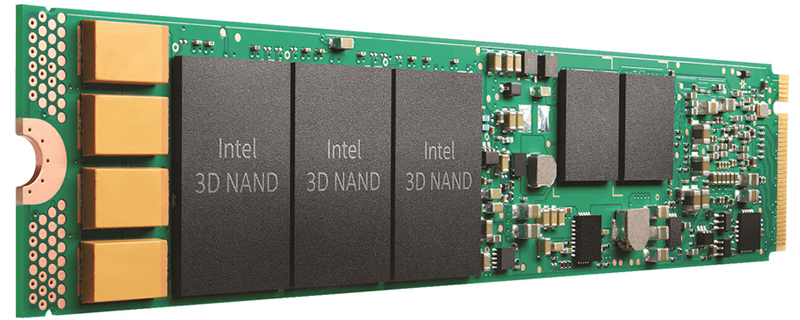 Intel release their DC P4501 series of NVMe M.2/U.2 SSDs