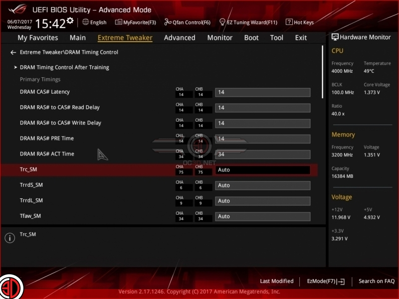 AMD Ryzen memory optimisation trick