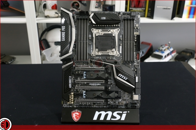 MSI X299 Gaming Pro Carbon AC Preview