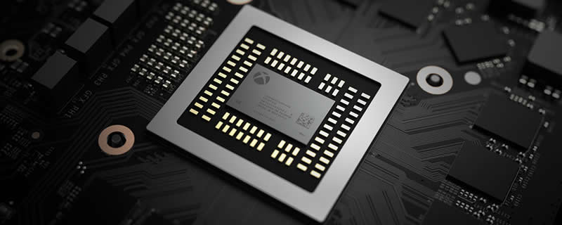 Microsoft has reworked Xbox Scorpio's specifications