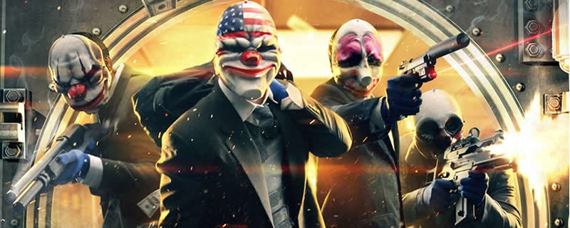 PAYDAY 2 is currently available for free on Steam
