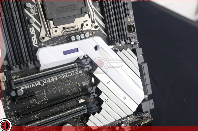 ASUS X299 Prime Deluxe Preview