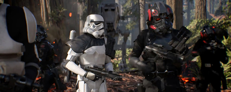 12 minutes of Star Wars Battlefront II gameplay has been leaked