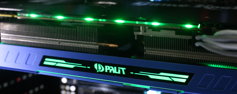 Palit GTX 1080 Ti GameRock Review