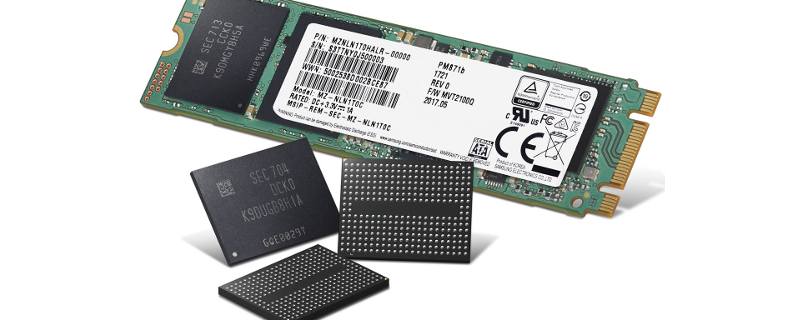 Samsung ramps up production for their 64-layer 3D V-NAND
