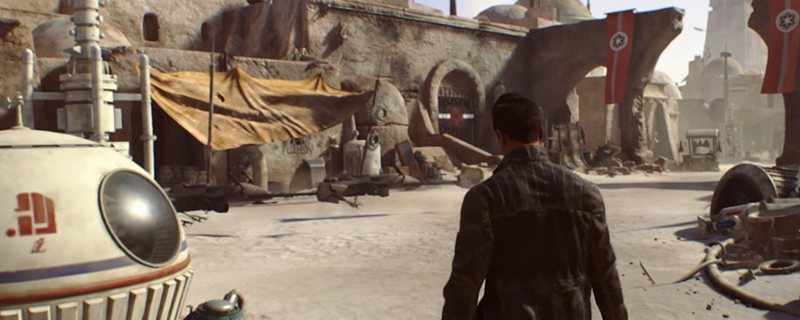 Story details on Visceral's Star Wars game leak
