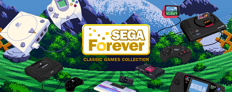 SEGA Forever allows mobile gamers to play classic console game for free