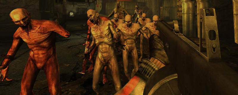 Killing Floor is currently available for free on the Humble Store