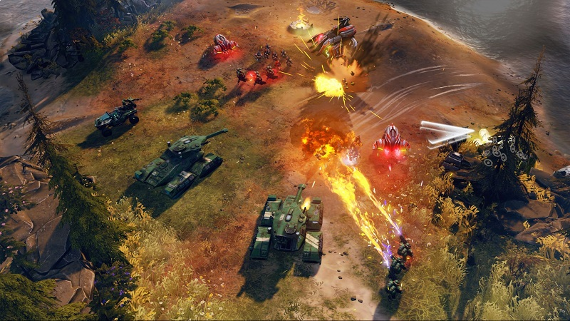 Halo Wars 2 now supports Multi-GPU setups on Windows 10