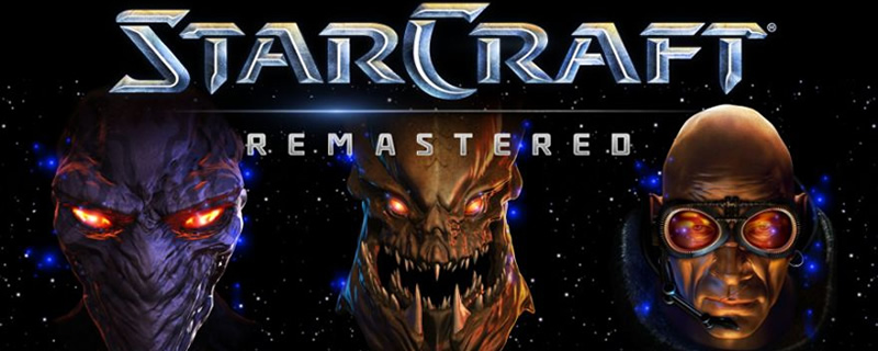 Starcraft Remastered will release in August for £12.99
