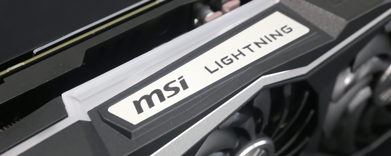 MSI GTX 1080 Ti Lightning Review