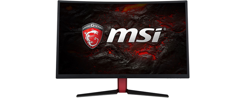 MSI announces their new OPTIX line of gaming monitors