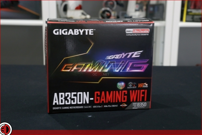 Gigabyte AB350N Gaming ITX Review