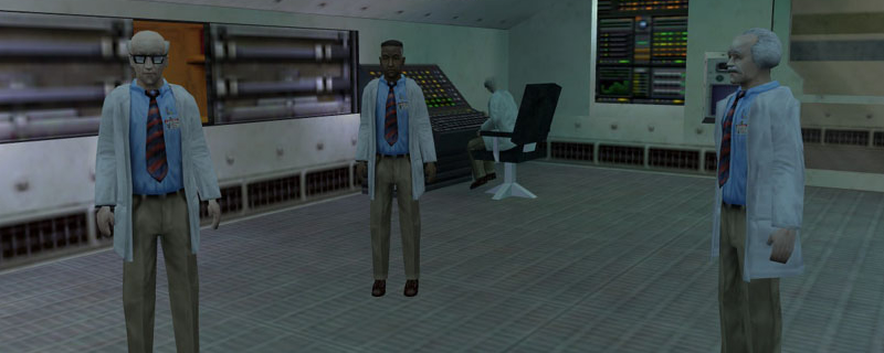 Half-Life has received a patch 19 years after launch