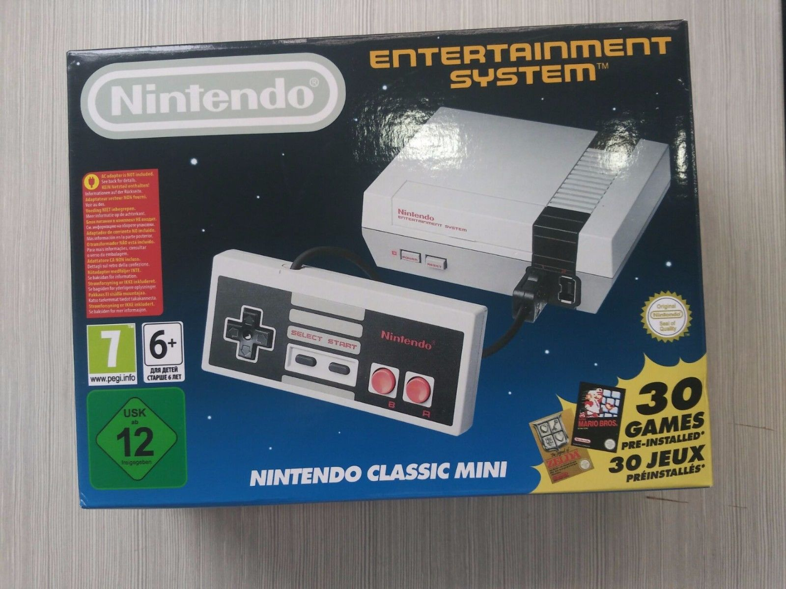Fake NES Mini console are appearing online
