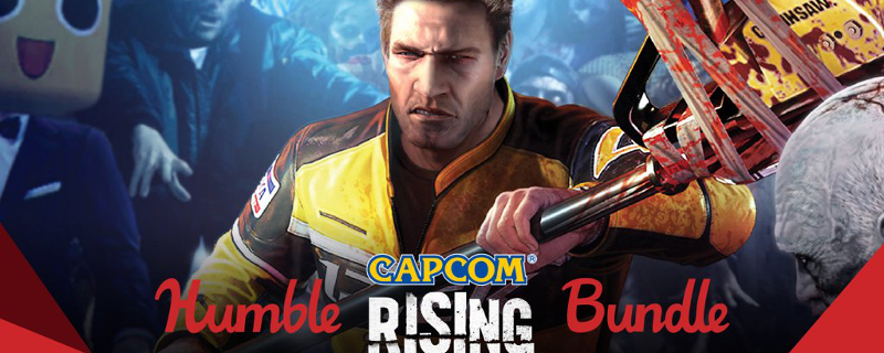 The Humble Capcom Rising Bundle is now live