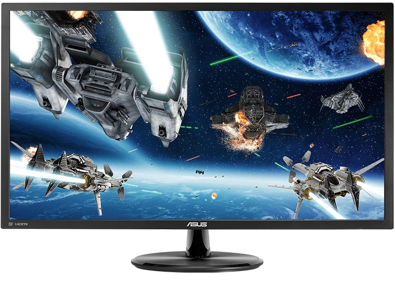 ASUS reveals their new 28-inch 4K VP28UQG FreeSync Display