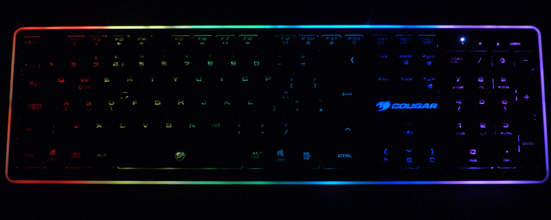 Cougar Vantar Scissor Gaming Keyboard Review