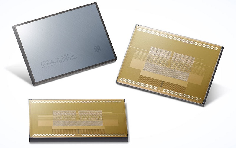 Samsung increases production of 8GB HBM2 memory chips