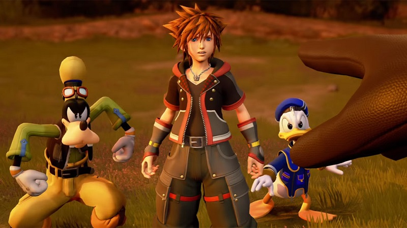 Kingdom Hearts 3 may come to PC after PS4 and Xbox One