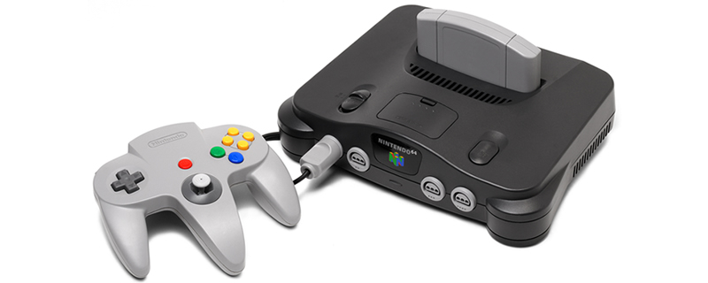 Nintendo are rumoured to be working on a N64 Classic console