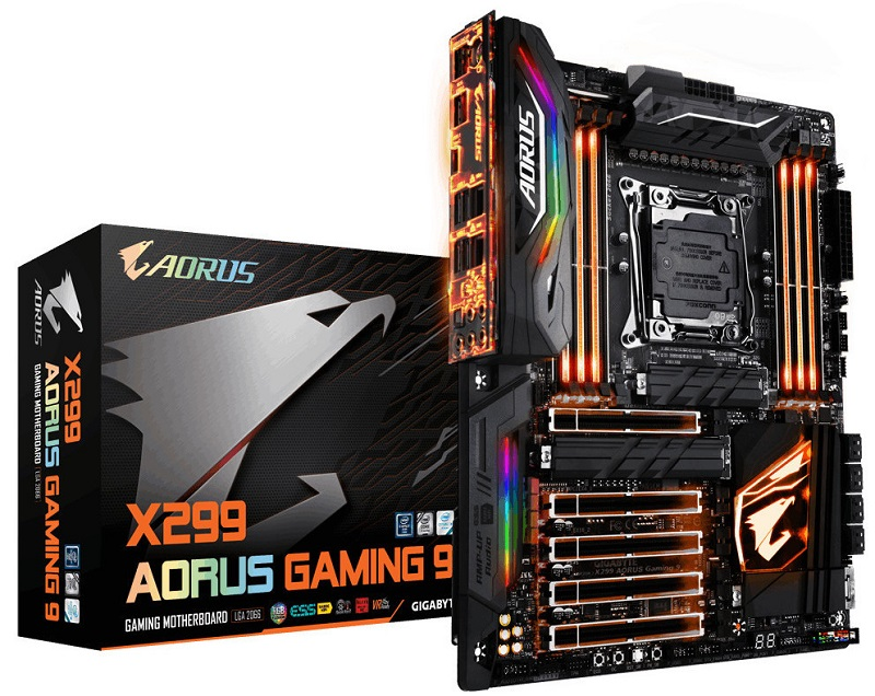 Gigabyte is reportedly set to merge their GPU and motherboard divisions