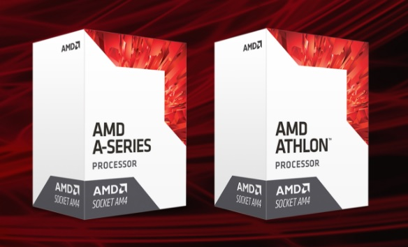 AMD's Bristol Ridge AM4 CPUs will soon be hitting retail