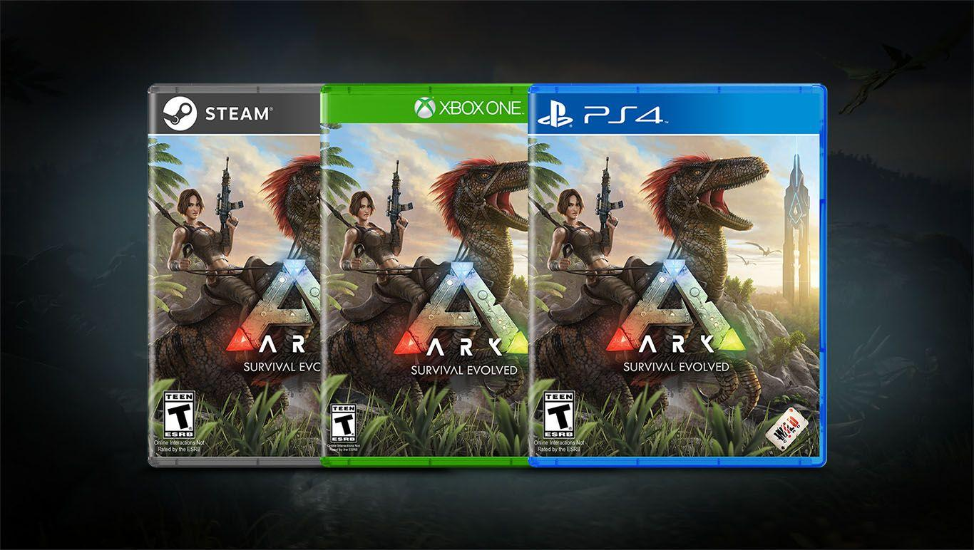 Ark: Survival Evolved's release has been delayed