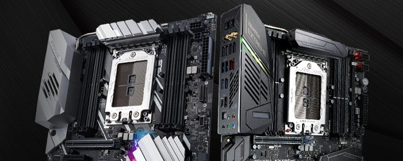ASUS reveals three X399 series Threadripper motherboards