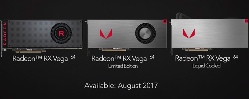 AMD delayed Vega's launch to offer higher volumes