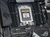 ASUS X399 ROG Zenith Extreme Threadripper Preview