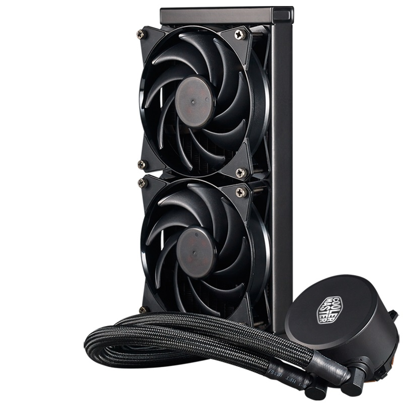 Cooler Master announced TR4 Threadripper support for their latest AIO liquid coolers