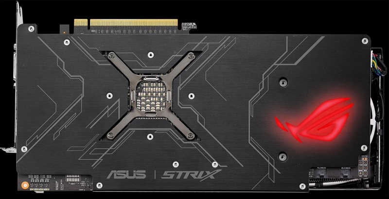ASUS details their RX Vega Strix series GPUs