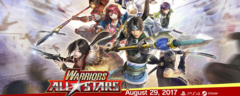 Koei Tecma releases Warriors: All Stars' PC system requirements