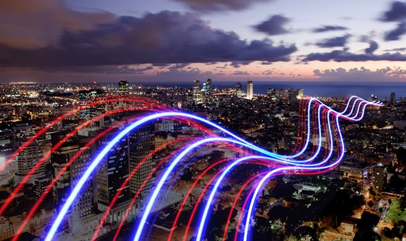 The UK's average broadband speed is lower than most of Europe