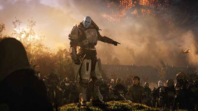 Destiny 2 will feature a built-in FPS counter and support performance monitors