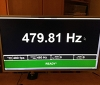 480Hz prototype display spotted