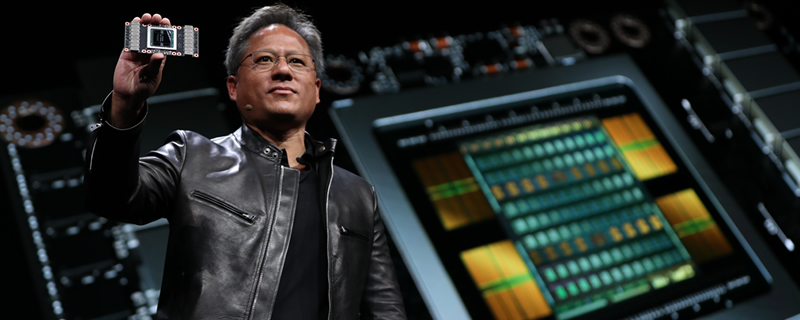 Nvidia's next generation of Volta GPUs are expected to release in March 2018