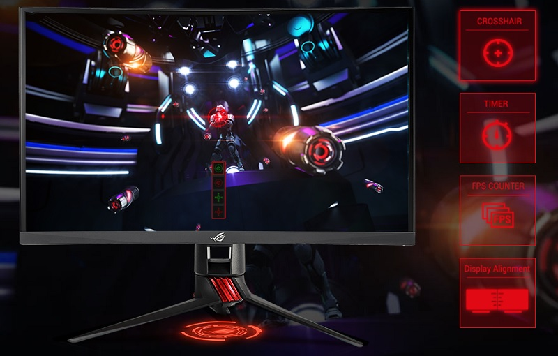 ASUS officially launches their ROG Strix XG27VQ FreeSync display