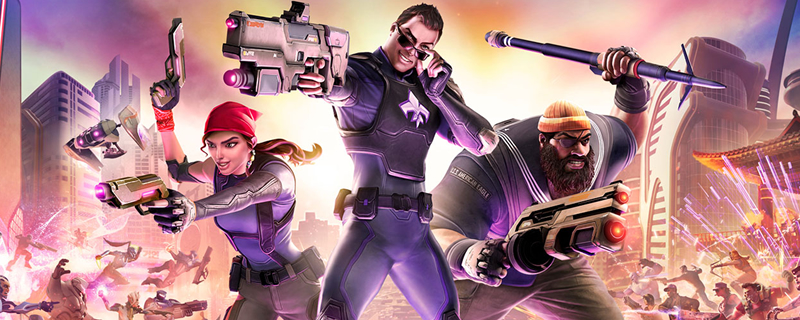 Agents of Mayhem's performance is highly inconsistent