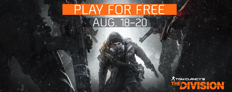 The Division's Survival DLC will be available to play for free this weekend
