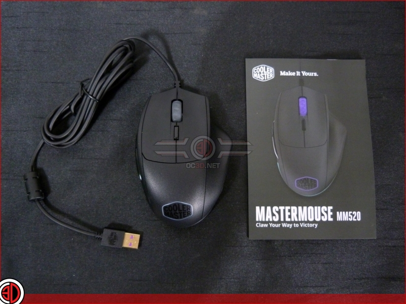 Coolermaster Mastermouse MM520 and MM530 Review