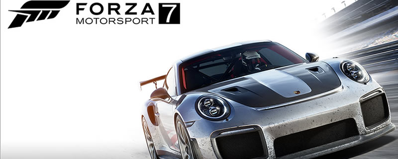 Microsoft releases detailed Forza Motorsport 7's PC system requirements