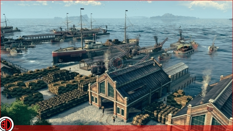 Anno 1800 has been officially announced