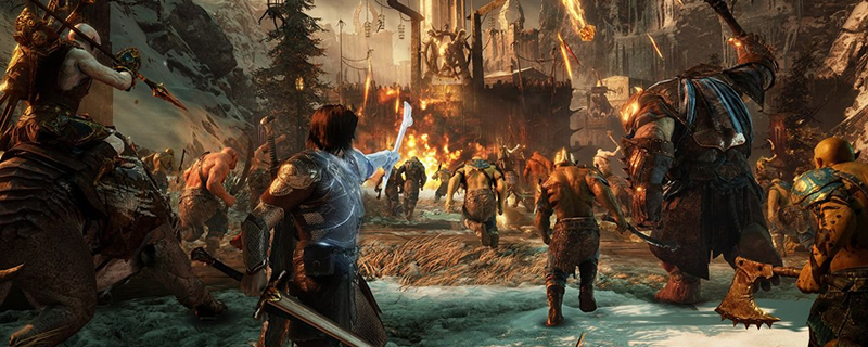 Middle Earth: Shadow of Mordor's latest trailer showcases the game's Nemesis system