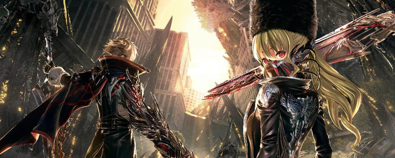 17 minutes of Code Vein gameplay