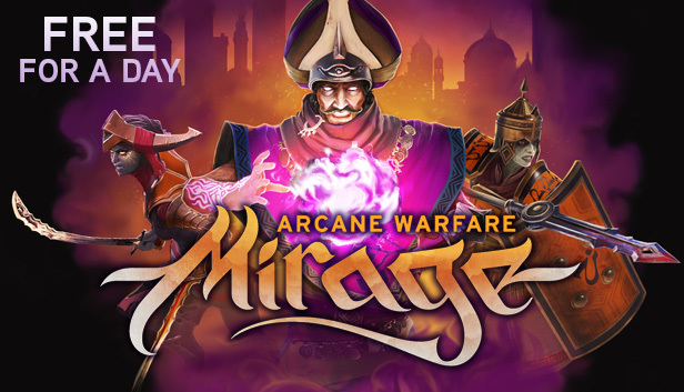 Mirage: Arcane Warfare will be available for free for 24 hours later today