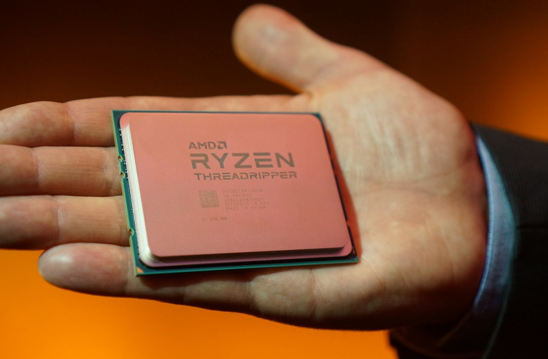 Threadripper was not part of AMD's original plans for Zen