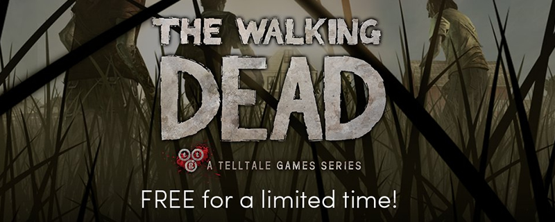 The Walking Dead: Season 1 if currently free on the Humble Store